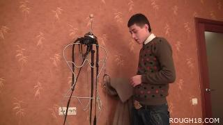 Русское порно: Jessica Lux-  Couple Tries Something More Kinky (36